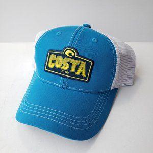 NWOT Costa mesh adjustable baseball cap
